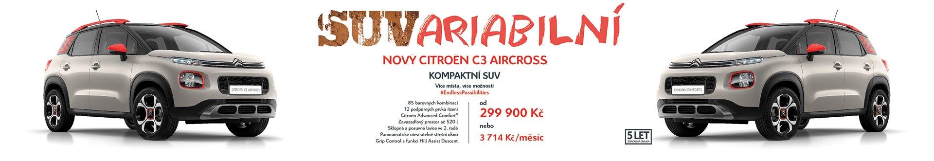 SUV C3 Aircross